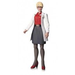 DC COLLECTIBLES BATMAN ARKHAM ORIGINS - HARLEEN QUINZEL ACTION FIGURE (NO BLISTER)