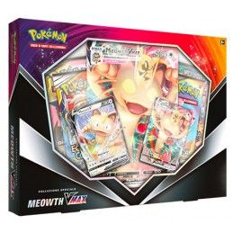 THE POKEMON COMPANY INTERNATIONAL POKEMON COLLEZIONE SPECIALE MEOWTH VMAX IN ITALIANO
