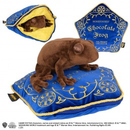 NOBLE COLLECTIONS HARRY POTTER - CHOCOLATE FROG PELUCHE PLUSH 30 CM