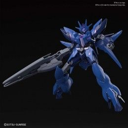BANDAI HIGH GRADE EARTHREE ALUS GUNDAM 1/144 MODEL KIT HGBDR