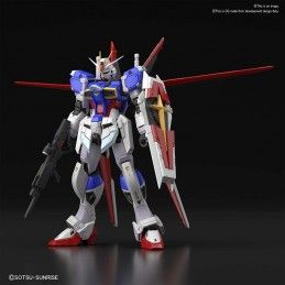 RG REAL GRADE GUNDAM FORCE IMPULSE 1/144 MODEL KIT ACTION FIGURE BANDAI