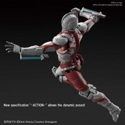 FIGURE RISE ACTION ULTRAMAN B TYPE 1/12 MODEL KIT ACTION FIGURE BANDAI