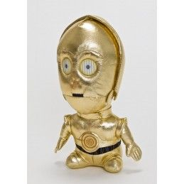 JOY TOY STAR WARS - PUPAZZO PELUCHE C-3PO 25CM PLUSH FIGURE
