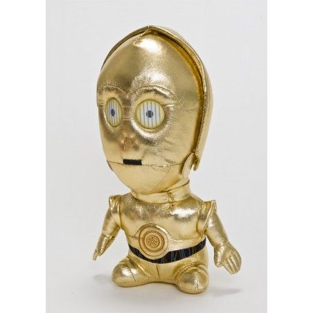 STAR WARS - PUPAZZO PELUCHE C-3PO 25CM PLUSH FIGURE