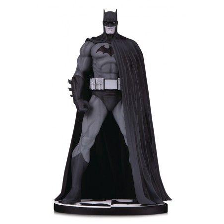 BATMAN BLACK AND WHITE BY JIM LEE 18CM RESIN STATUE FIGURE