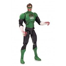 DC COLLECTIBLES DC ESSENTIALS DCEASED GREEN LANTERN ACTION FIGURE