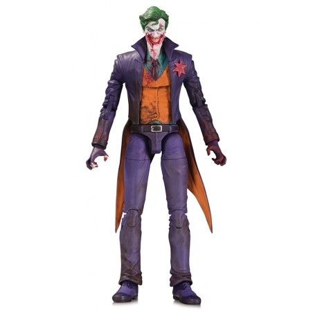 DC ESSENTIALS DCEASED JOKER ACTION FIGURE
