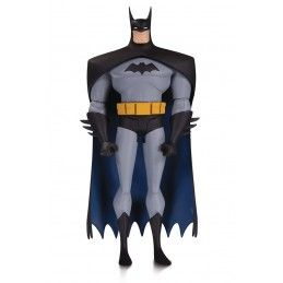 JUSTICE LEAGUE ANIMATED BATMAN ACTION FIGURE DC COLLECTIBLES