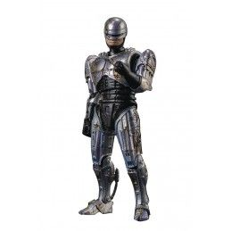 HIYA TOYS ROBOCOP 1 BATTLE DAMAGE ROBOCOP PX 1/18 ACTION FIGURE