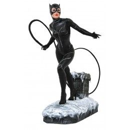 DIAMOND SELECT DC GALLERY BATMAN RETURNS - CATWOMAN STATUE 25CM FIGURE