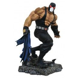 DC GALLERY - BANE COMIC STATUE 25CM FIGURE DIAMOND SELECT
