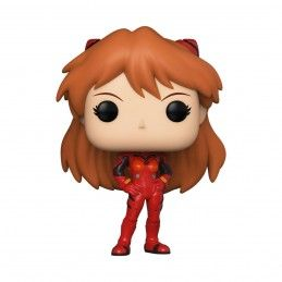 FUNKO FUNKO POP! EVANGELION ASUKA SORYU LANGLEY BOBBLE HEAD KNOCKER FIGURE