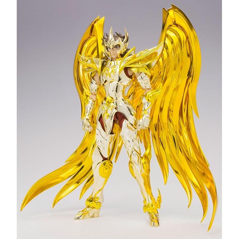 SAINT SEIYA MYTH CLOTH EX SOUL OF GOLD SAGITTARIUS AIOLOS GOLD CLOTH ACTION FIGURE