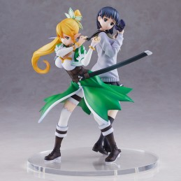 SWORD ART ONLINE LEAFA AND...