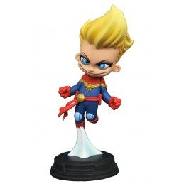 MARVEL ANIMATED CAPTAIN MARVEL 10CM STATUE FIGURE DIAMOND SELECT