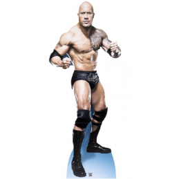 STAR THE ROCK DWAYNE JOHNSON 196 CM CUTOUT SAGOMATO