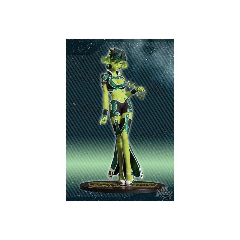 AME-COMI HEROINE SERIES - GREEN LANTERN JADE PVC STATUE DC COLLECTIBLES