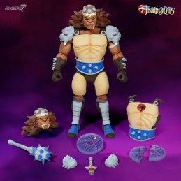 THUNDERCATS ULTIMATES - GRUNE THE DESTROYER 18 CM ACTION FIGURE SUPER7