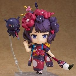 FATE/GRAND ORDER FOREIGNER KATSUSHIKA HOKUSAI NENDOROID ACTION FIGURE 12 CM GOOD SMILE COMPANY
