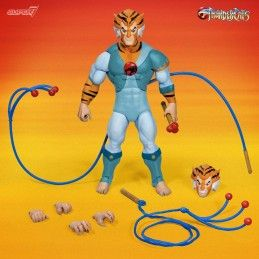 THUNDERCATS ULTIMATES - TYGRA THE SCIENTIST WARRIOR 18 CM ACTION FIGURE SUPER7
