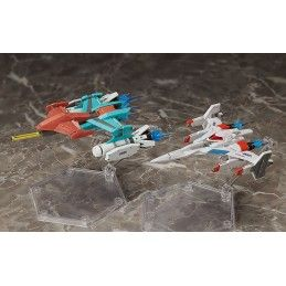 GALAXIAN AND GALAGA FIGHTERS SHIPS SET GG GFX-D001A GF GFX-D002F FIGMA FIGURE FREEING