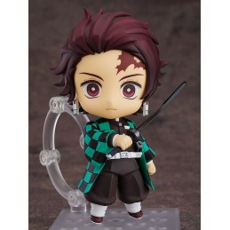 GOOD SMILE COMPANY DEMON SLAYER 2 TANJIRO KAMADO NENDOROID ACTION FIGURE