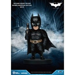 THE DARK KNIGHT TRILOGY - BATMAN GRAPPLING GUN MINI EGG ATTACK FIGURE BEAST KINGDOM