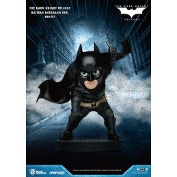THE DARK KNIGHT TRILOGY - BATMAN BATARANG MINI EGG ATTACK FIGURE BEAST KINGDOM