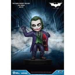THE DARK KNIGHT TRILOGY - THE JOKER MINI EGG ATTACK FIGURE BEAST KINGDOM