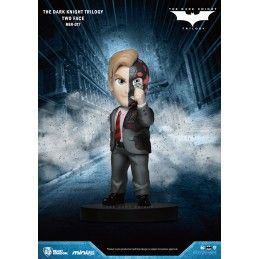 THE DARK KNIGHT TRILOGY - TWO FACE MINI EGG ATTACK FIGURE BEAST KINGDOM