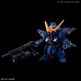 SD CROSS SILHOUETTE GUNDAM...