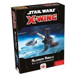 STAR WARS X-WING ALLEANZA RIBELLE KIT DI CONVERSIONE - GIOCO DA TAVOLO ITALIANO GIOCHI UNITI