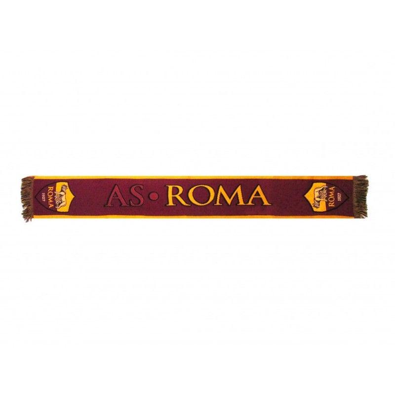 SCIARPA SCARF AS ROMA UFFICIALE ROSSA