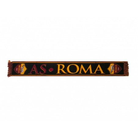 SCIARPA SCARF AS ROMA UFFICIALE JAQUARD