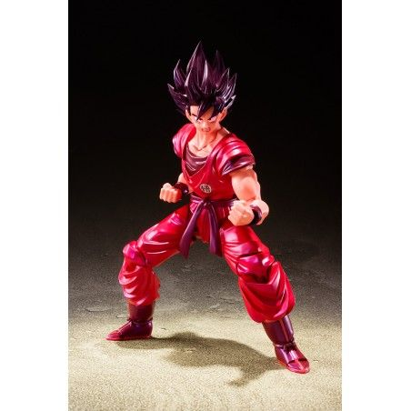 DRAGON BALL SUPER - SON GOKOU KAIOHKEN S.H. FIGUARTS ACTION FIGURE