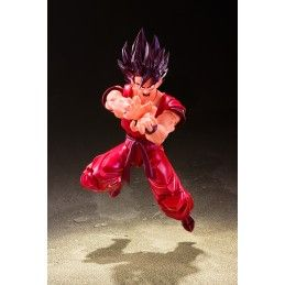 DRAGON BALL SUPER - SON GOKOU KAIOHKEN S.H. FIGUARTS ACTION FIGURE BANDAI