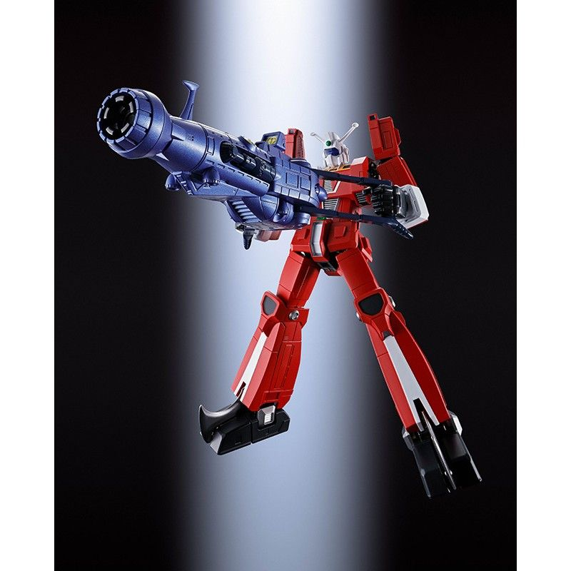 SOUL OF CHOGOKIN GX-92 IDEON FULL ACTION FIGURE BANDAI