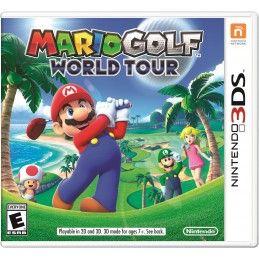 MARIO GOLF WORLD TOUR 3DS NUOVO ITALIANO