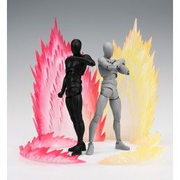 TAMASHII EFFECT ENERGY AURA RED ACTION FIGURE ACCESSORY BANDAI