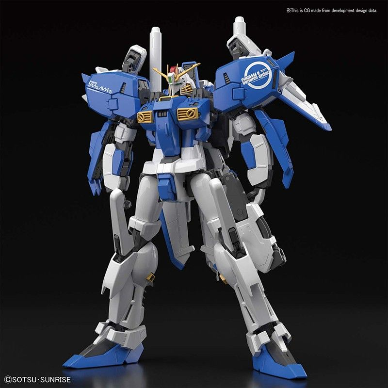 MASTER GRADE MG EX-S / S GUNDAM 1/100 MODEL KIT FIGURE BANDAI