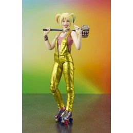 BANDAI BIRDS OF PREY HARLEY QUINN S.H. FIGUARTS ACTION FIGURE