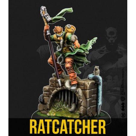 BATMAN MINIATURE GAME - RATCATCHER MINI RESIN STATUE FIGURE