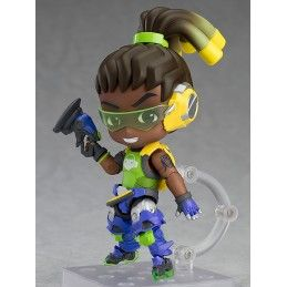 GOOD SMILE COMPANY OVERWATCH LUCIO CLASSIC SKIN NENDOROID ACTION FIGURE 10 CM