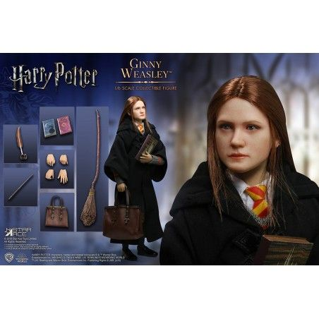 HARRY POTTER - GINNY WEASLEY 30CM COLLECTIBLE ACTION FIGURE