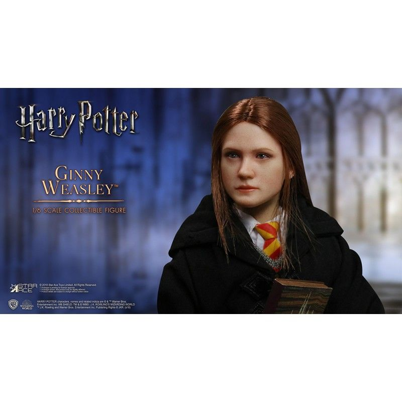 HARRY POTTER - GINNY WEASLEY 30CM COLLECTIBLE ACTION FIGURE STAR ACE
