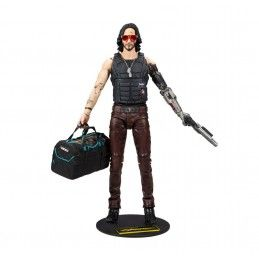 CYBERPUNK 2077 - JOHNNY SILVERHAND EXCLUSIVE VARIANT 18CM ACTION FIGURE MC FARLANE