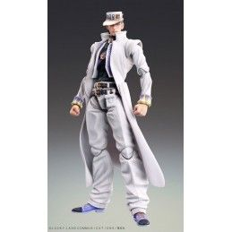 JOJO BIZARRE ADVENTURE CHOZOKADO JOTARO KUJO ACTION FIGURE MEDICOS ENTERTAINMENT
