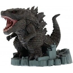 BANPRESTO GODZILLA KING OF MONSTERS - GODZILLA DEFO STATUE FIGURE