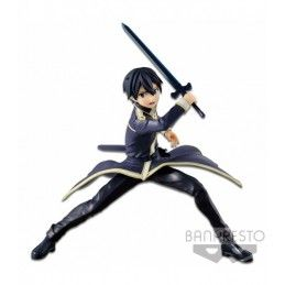 SWORD ART ONLINE ALICIZATION - KIRITO 15CM STATUE FIGURE BANPRESTO