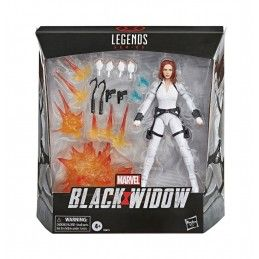 MARVEL LEGENDS - BLACK WIDOW ACTION FIGURE HASBRO